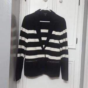 NWOT Talbots sweater blazer /cardigan